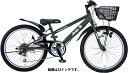 子供用自転車 JEEP JE-20S (オリーブ) ジープ JE 20 S CTB 組み立て発送