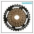 SHIMANO/シマノ フリーホイール EMFTZ306434T 6S メガレンジ14-34T 6速用 02P29Aug16