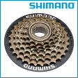 SHIMANO/シマノ ボス スプロケット MF-TZ20 6S Tourney 6速用 (プロテクター付き) 02P29Aug16
