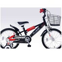 兒童用腳踏車 - 子供用自転車 16インチ マイパラスMD-10 (ブラック)(MYPALLAS MD-10)子ども用自転車【送料無料・メーカー直送・代引不可】