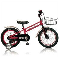 HUMMER KID'S TANK3.0 SE レッド / 33854 / ハマー 幼児用自転車 16インチの画像