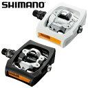 SHIMANO CLICK'R PD-T400 両面SPD ペダル シマノ クリッカー ビンディング /EPDT400/ 02P03Dec16