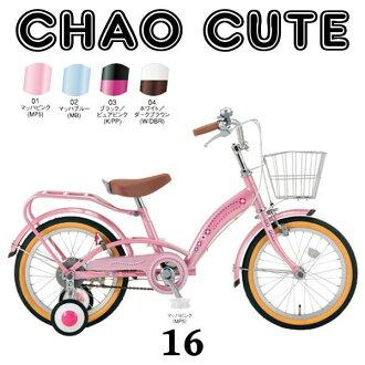 Children's bicycle SOGO Ciao cute 16 inch 2014 Sogo CHAO CUTE 16 baby bike car 02P01Mar15