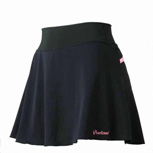 パールイズミ ギャザー スカート (ブラック)(W753-5) PEARL iZUMi レディース サイクル ウェア Lady 02P03Dec16
