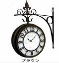 オールドストリート ボースサイドクロックL時計 クロック アンティーク壁掛け 置き時計 おしゃれsp-nhe801l 05P05Nov16