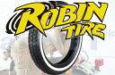【セール特価】【350TR ビッグホーン】 ROBIN TIRE[ロビンタイヤ] 4.50-18 450-18 ホワイトリボンタイヤ