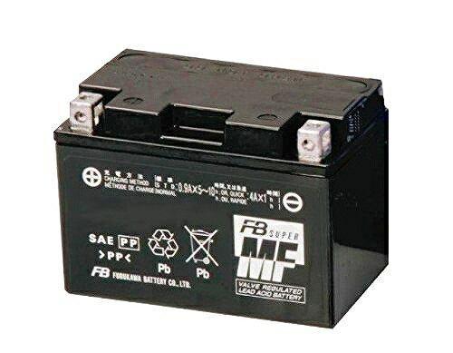 TRX850/4NX 古河バッテリー [ 古河電...の商品画像