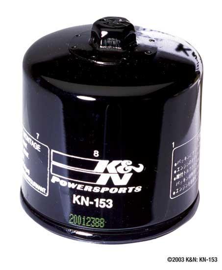 【セール特価】 K&N ケイアンドエヌ製 オイルフィルター オイルエレメント [KN-153] 【DUCATI ドゥカティ 916 996 998 748 749 999 1098R 1098S モンスター400 モンスター600】【あす楽】