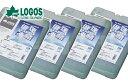 お買い得4セット LOGOS/ロゴス 81660640 倍速凍結・氷点下パックXL 保冷剤 冷凍保存 送料無料 あす楽対応