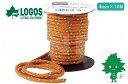【楽天スーパーセール 開催】LOGOS/ロゴス 10m ガイロープ(φ4mm×10m)【71993208】アクセサリ メンテナンス【テント タープの張り綱補修】