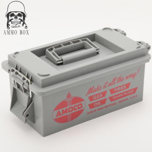 SHOENTERPRISEUSAMMOBOX/USアンモボックスAMOCO-アモコオイル道具箱ツール