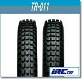 【セール特価】IRC[井上ゴム] TR011 [2.75-21] 4PR WT フロント [301554] バイク タイヤ