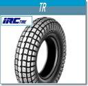 IRC(アイアールシー) 4.00-10 フロント/ リア兼用 タイヤIRC[井上ゴム] TR-1 [4.00-10] 4PR WT フロント/リア [322330] バイク タイヤ【02P03Dec16】