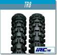 【セール特価】IRC[井上ゴム] TR8 [4.00-18] 4PR WT リア [302376] バイク タイヤ【532P17Sep16】