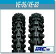 IRC[井上ゴム] VE35 [80/100-21] 51M WT フロント [329401] バイク タイヤ
