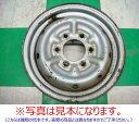 【中古】鉄ホイール F23型日産アトラス純正 15インチ フロント用 1本〜 ※鉄ちん テッチン てっちん ホイル