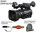 SONY HXR-NX100 業務用ビデオカメラ NXCAMカムコーダー