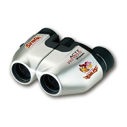 ≪送料無料≫楽天イーグルス ビクセン コンパクト 双眼鏡 楽天イーグルス・モデル スポーツ観戦やコンサートに最適仕様 オペラグラス双眼鏡 見やすい8倍モデル