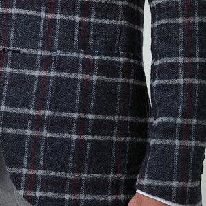 サルトリアラトーレ/SARTORIALATORRE【サルトリアラトーレジャケット】【秋冬】2つボタン2パッチポケットウィンドウペーンチェックDorp8LA52500680