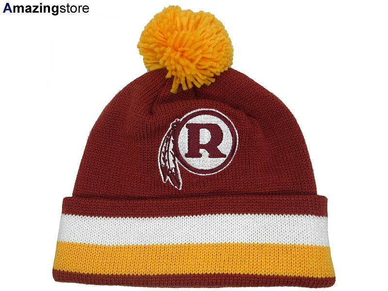 Mitchell and Ness Washington Redskins #81 Art Monk Red Authentic Jersey
