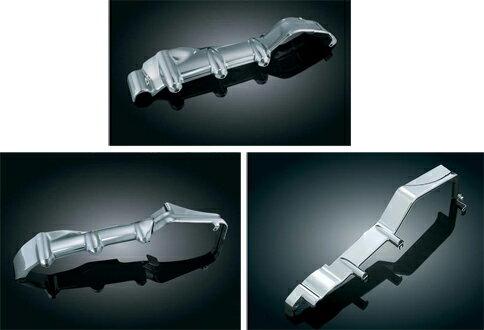 【7780】クロームインナープライマリーカバー 2009〜16年ツーリング、トライクモデルに適合 ハーレーパーツ