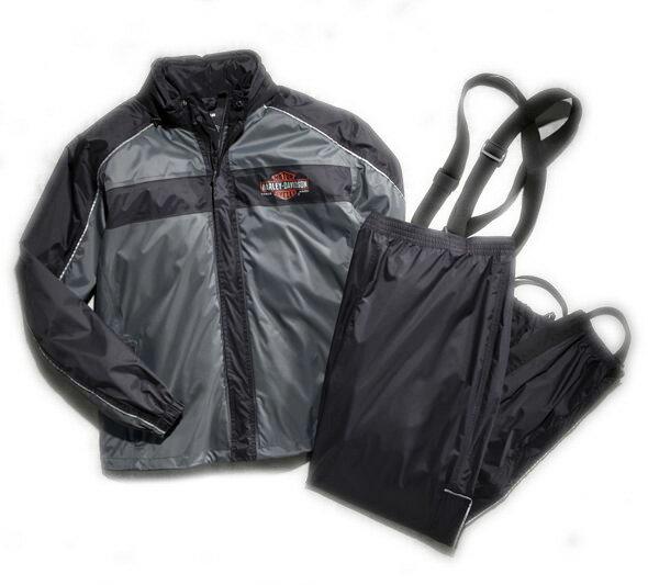 【98239-13vm】Roadway Rain Suit ハーレーアパレル