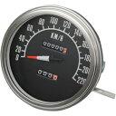 【22100346】 FLスタイル スピードメーター:68-84face ※km表示 ハーレーパーツ
