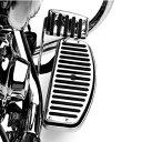 【50176-95】 クローム&ラバー ライダーフットボードインサート ハーレー純正パーツ