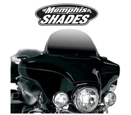 【ウインドシールド】ウインドスクリーン Memphis Shades:Solar ハーレーパーツ ▼ウインドシールド ツーリング▼MEP8119古い