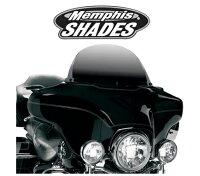 ウインドスクリーンMemphisShades:Blackハーレーパーツのポイント対象リンク