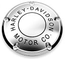 【25338-99A】 H-D MOTOR CO.ロゴ・ダービーカバー ハーレー純正パーツ