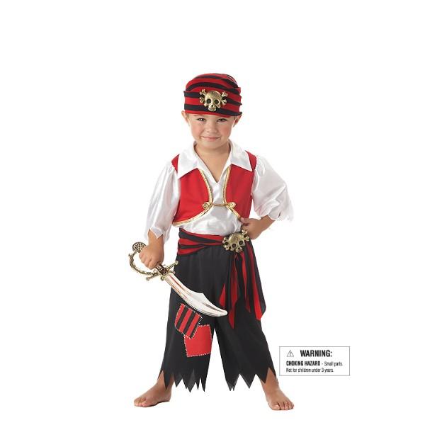 AHOY MATEY! 海賊 衣装、コスチューム 幼児コスオ<div align=