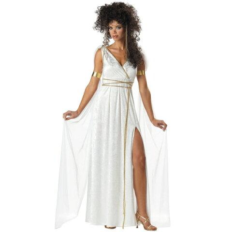 アテネの女神 衣装、コスチューム 大人女性用 Athenian Goddess
