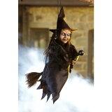 登上扫帚的魔女 悬挂装饰|socB[ほうきに乗る魔女 ハンギングデコレーション|socB]