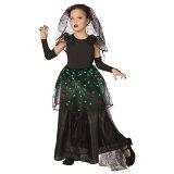 ゴシックな花嫁 ライトアップコスチューム Tween女性用衣装 0