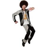 popduo,LMFAO 红色谁人服装,戏装 大人男士用[ポップデュオ、LMFAO レッドフー 衣装、コスチューム 大人男性用]