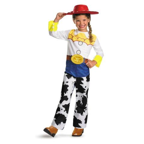 トイストーリー ジェシー 衣装、コスチューム 子供女性用 ディズニー Disney コスプレ