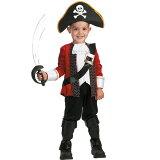 海賊 エル・キャピタン パイレーツ 衣装、コスチューム 子供男性用|308-3