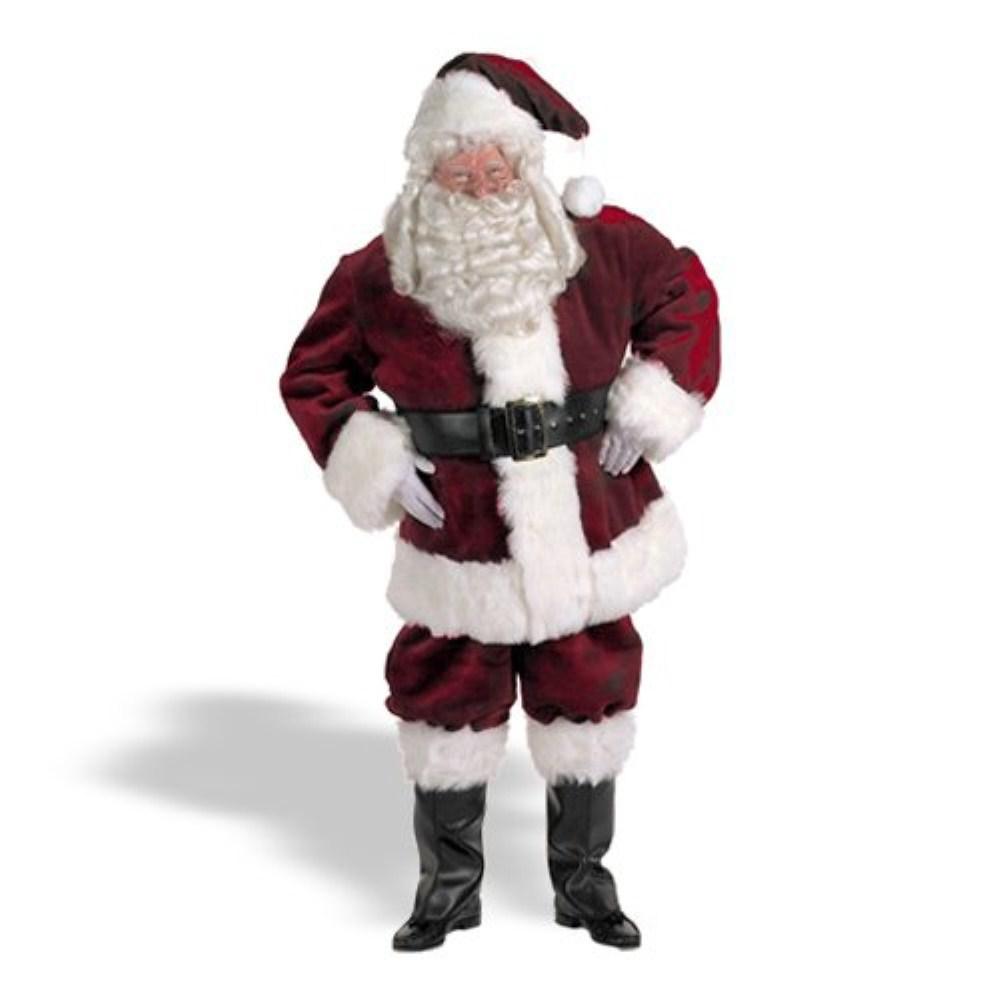 マジェスティック・サンタ・スーツ サンタクロース クリスマス用 衣装、コスチューム 大人男性用