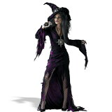魔術師 衣装、コスチューム 大人女性用 304-2