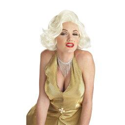 ウィッグ、かつら 金髪 Classic Marilyn Monroe Wig
