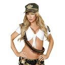 戦士 アーミー ショルダー弾丸ベルト 小物、アクセサリー 女性大人用 Bullet Bandolier