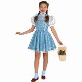 ドロシー 衣装、コスチューム 子供女性用 オズの魔法使い DOROTHY SEQUIN