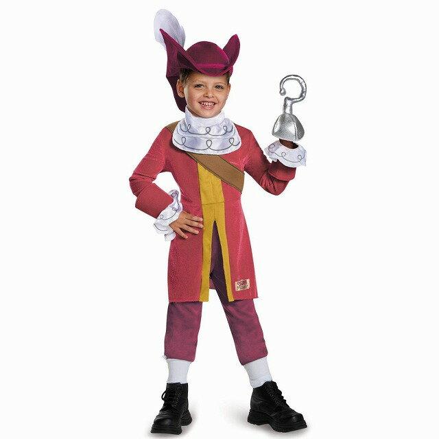 フック船長 衣装、コスチューム 子供男性用 ピーターパン 海賊:アメリカンコスチューム楽天市場店