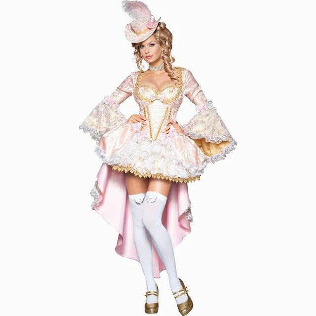姫 ベルサイユ 衣装、コスチューム 大人女性用 Vixen of Versailles