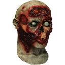 ゾンビ マスク 大人用 脳みそが動く デジタル