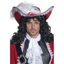 海賊 ハット レッド 帽子 赤 羽