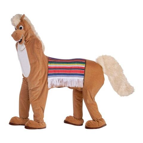 Two Man Horse 衣装、コスチューム 大人男性用 コスプレ