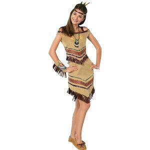 インディアン衣装、コスチュームプリンセス(女性用) 【楽天市場】インディアン 衣装、コスチューム