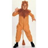 オズの魔法使い ライオン 衣装、コスチューム 子供男性用|11-2、